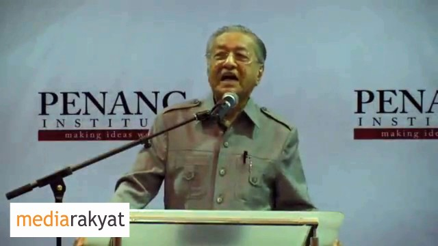 Dr Mahathir: Where We Come From?
