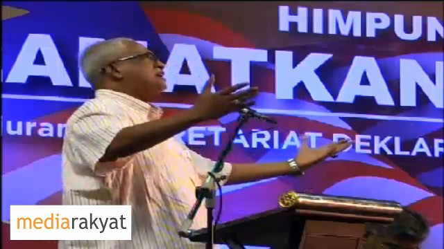 Mahfuz Omar: Kita Bersatu Walaupun Berlainan Ideologi Politik & Pemikiran