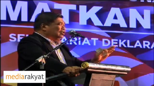 Mat Sabu: Dulu Indonesia Negara Yang Paling Rasuah, Sekarang Malaysia Ambil Alih Yang Paling Rasuah