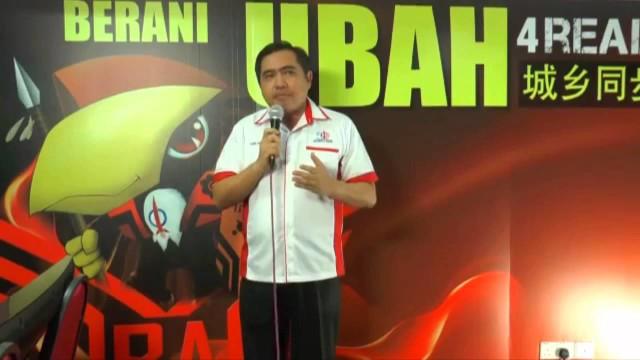 Anthony Loke 陆兆福:这次砂州大选不是阿德南需要狂胜,而是纳吉需要狂胜