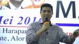 Azmin Ali: Sarawak Bukan Negeri Bapak Adenan