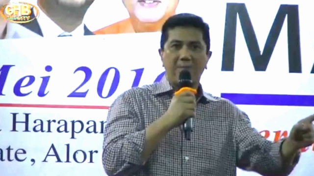 Azmin Ali: Let us move on – together as a team