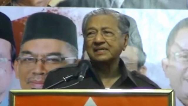 Dr Mahathir: Saya Bukan Anti UMNO, Saya Anti Dato' Sri Najib