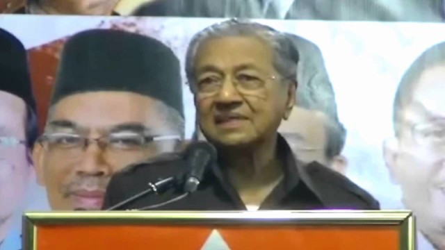 Dr Mahathir: Nama Malaysia Sudah Jadi Begitu Buruk Kerana Najib