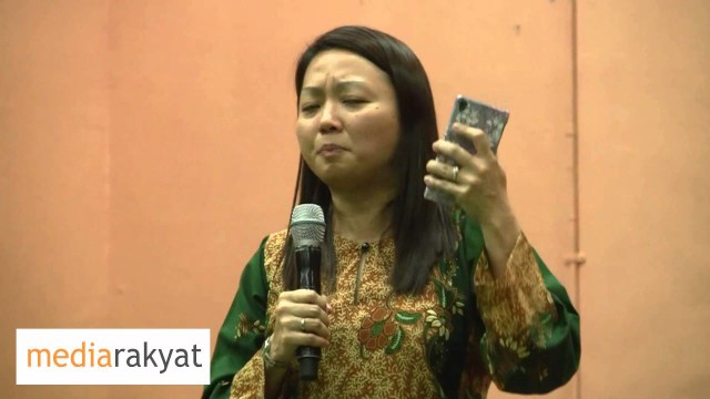 Hannah Yeoh: It's Purely Abusing Immigration Law, Don't Let Adenan To Get Away With It