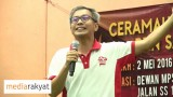 Tony Pua: Is Adenan Satem A Wolf In Sheep's Clothing?