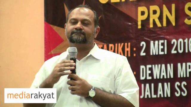 Gobind Singh Deo: Orang Di Seluruh Malaysia Melihat Dengan Teliti Bagaimana Rakyat Sarawak Akan Undi