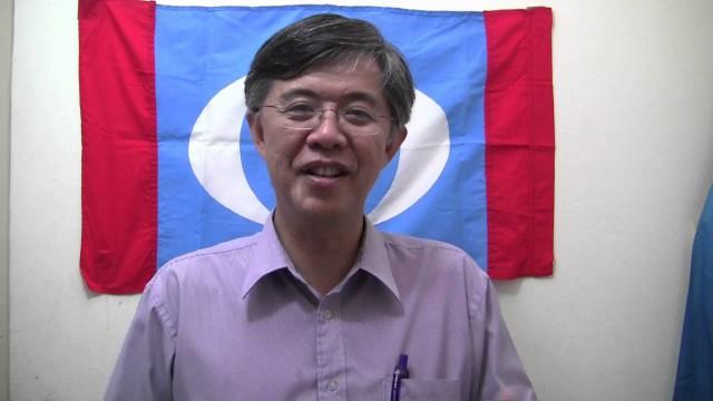 Tian Chua 蔡添强:要看到一个民主的马来西亚,砂州人民扮演着一个重要的角色