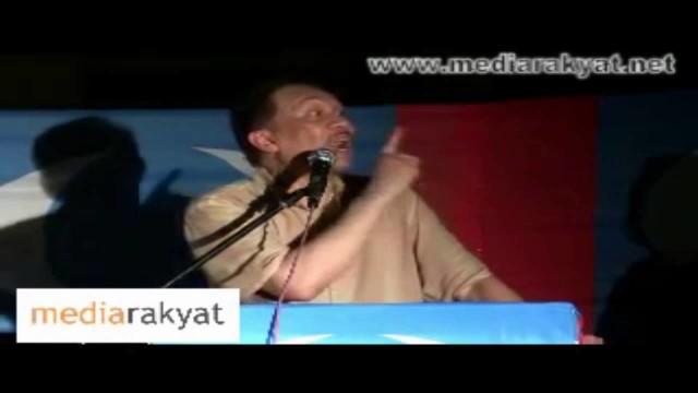Anwar Ibrahim: Rakyat Yang Tak Salah Jadi Takut, Orang Yang Rompak Jadi Berani