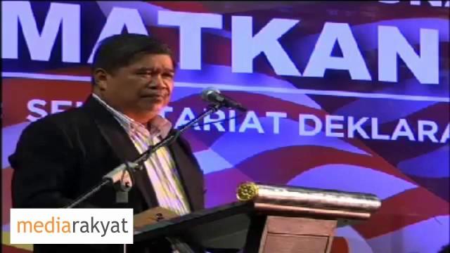 Mat Sabu: Dulu Indonesia Negara Yang Paling Rasuah, Sekarang Malaysia Ambil Alih Negara Yang Paling Rasuah