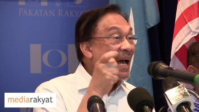 Anwar Ibrahim: Umno Tidak Ada Alasan Moral Untuk Membicarakan Hudud