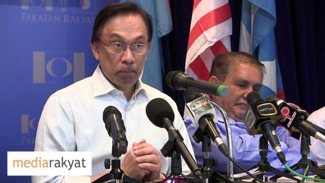 Anwar Ibrahim: Guan Eng Dan Ramai Lagi Tidak Akan Sesekali Berundur, Mereka Akan Bangkit Untuk Berjuang Dengan Lebih Kuat
