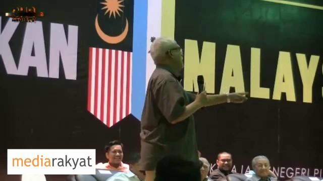 Mahfuz Omar: Kenapa Kita Perlu Nak Turunkan Segera Najib Daripada Perdana Menteri?