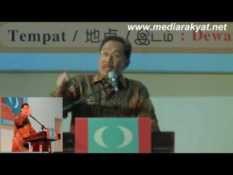 Anwar Ibrahim: Najib, It's Not 1Malaysia, It's 2Malaysia Now