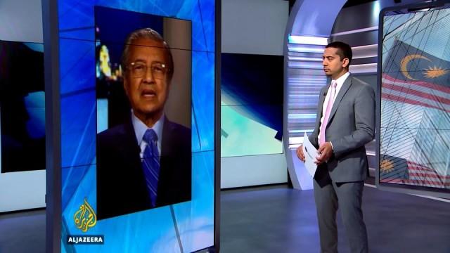 Al Jazeera: Mahathir Mohamad on corruption and 'saving Malaysia'