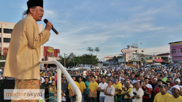 Anwar Ibrahim: Put Aside Differences And Internecine Quarrels, Sit Together And Resolve Matters