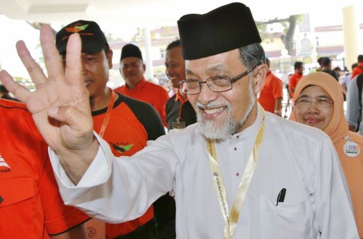 Perak  Amanah candidate Dr Ahmad Termizi Ramli  Pix Marcus Pheong
