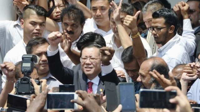 Malaysian Bar: Lim Guan Eng's bail set at RM1 million was extraordinarily high and thus punitive