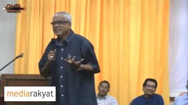 Mahfuz Omar: RM50 Bilion Yang 1MDB Hutang, Apa Yang Malaysia Dapat? Apa Yang Rakyat Dapat?