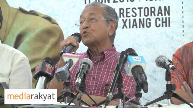 Tun Mahathir: Hukum Hudud Tidak Boleh Dilaksanakan Dengan Adil Di Malaysia