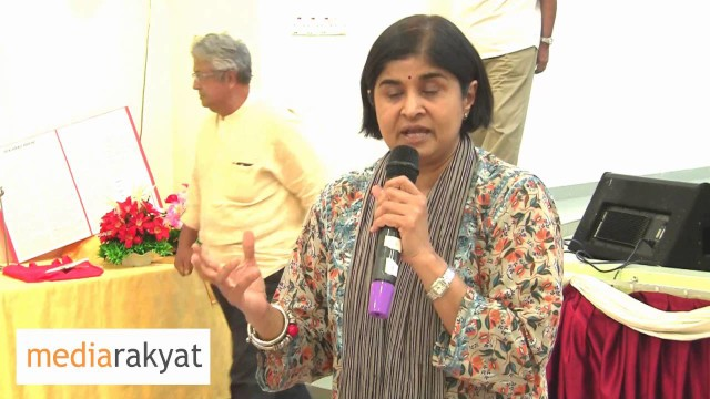 Ambiga Sreevanasen: There Is No Difference Between The Thief Breaks Into Houses & Our Prime Minister