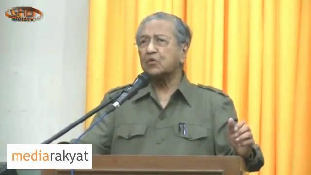 Dr Mahathir: Jelajah Selamatkan Malaysia Di Kuala Terengganu