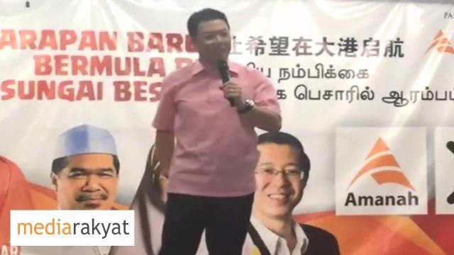 Nga Kor Ming 倪可敏:如果他骂我们是猪,我们还把票投给他,我们不是猪,我们比猪还不如
