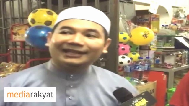 Rafizi Ramli: Every Vote Counts, Every Endorsement To Us Counts, Even If It's From Mahathir