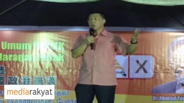 Nga Kor Ming 倪可敏:我们的马来西亚有三条路可以走