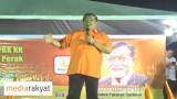 Mat Sabu: Nak Bela Melayu, Kita Nak Lawan Rasuah Dan Penyelewengan