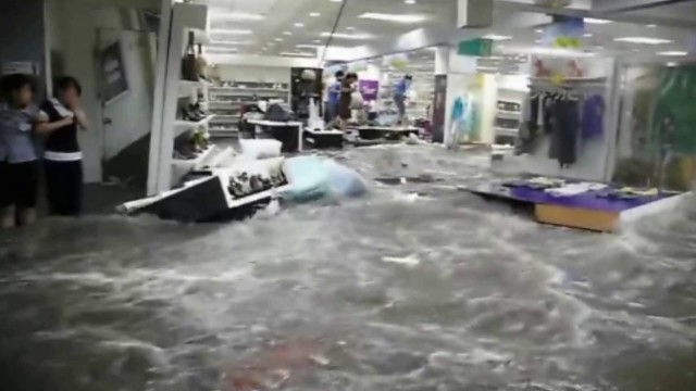 """Water Mall"" In China"