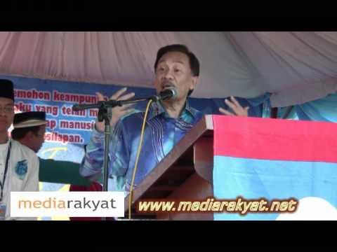 Anwar Ibrahim: Kita Nak Jadi Ketua, Mesti Fikir Rakyat Terbanyak