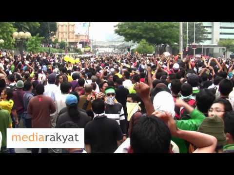 July 09 – Bersih 2.0 Rally 2011: The Walk For Clean & Fair Elections In Malaysia