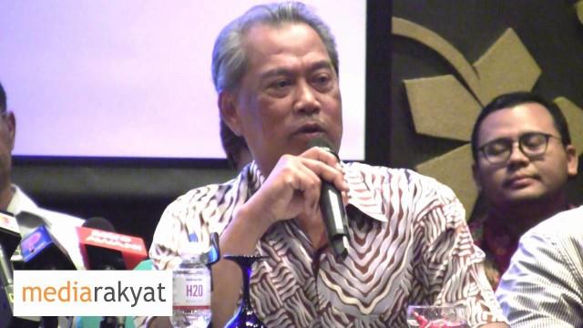 Muhyiddin Yassin: Memulakan Siri Jelajah Ke Seluruh Negara Menerangkan Skandal 1MDB
