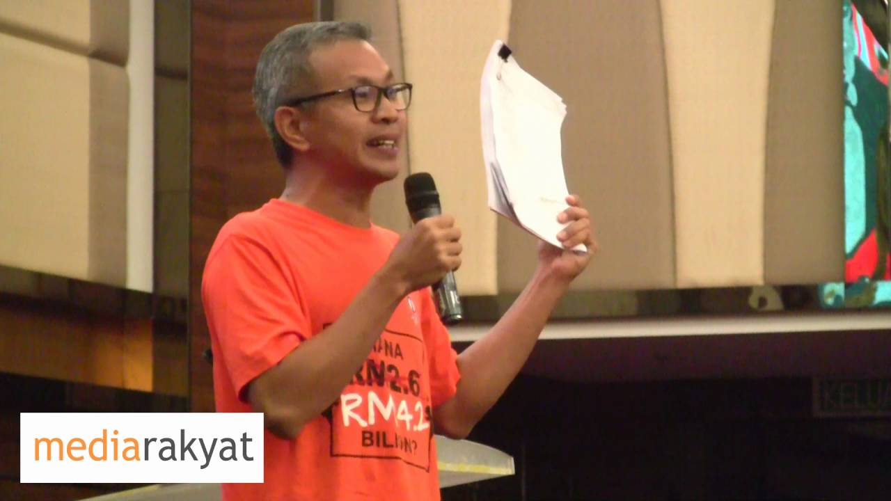 Tony Pua: Najib, Where Is The Arab Donor?