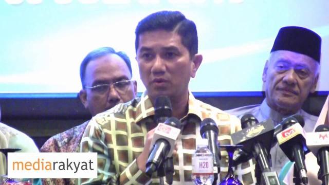 Azmin Ali: Hari Ini Maruah Negara, Maruah Rakyat Malaysia Telah Tercemar