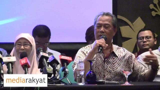 (Q&A) Muhyiddin Yassin: Adakah Akan Menyokong Untuk Agenda Membebaskan Anwar Ibrahim?