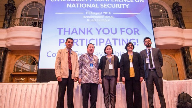 Ambiga Sreevanasen: Human Rights, Democracy & The National Security Council Act (NSC) 2016