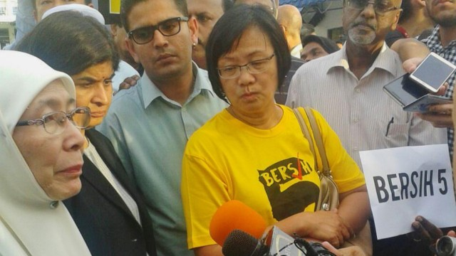 BERSIH 2.0 CHAIRPERSON, MANAGER & FORMER CHAIR LODGE POLICE REPORT AFTER RECEIVING DEATH THREAT FROM ISIS MALAYSIA