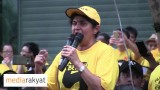 (Bersih 5) Ambiga Sreenevasan: Maria Chin Dan Mandeep Singh Tidak Takut