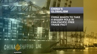 China: The world's new champion of free trade?