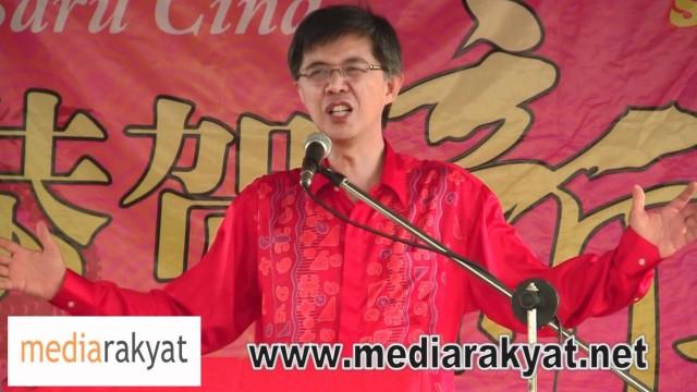 蔡添强: 牢狱之灾阻挡不了我们继续为改革斗争前进!