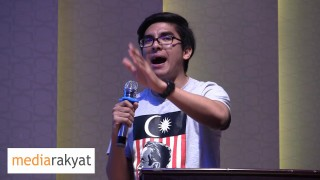 Syed Saddiq: What Will Happen If UMNO Barisan Nasional Remain In Power After GE14?
